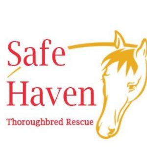 Safe Haven Thoroughbred Rescue Logo